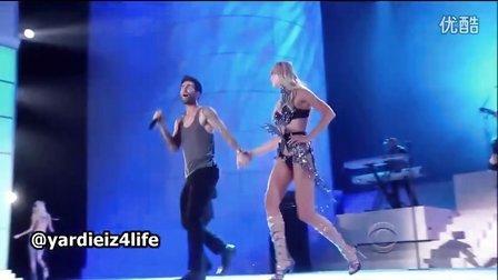 【彩虹】超清!Maroon 5魔力红2011维多利亚的时装秀Moves Like Jagger!