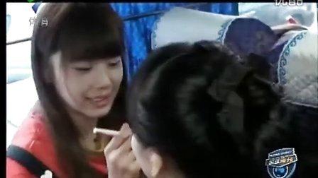 广州恒大太太团纪录短片 恒大队员坚强的后盾