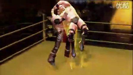 wwe摔跤明星 WWE全明星摔跤 全新游戏宣传片 3月1日