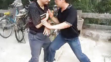 洪式太极拳李储功老师的学生