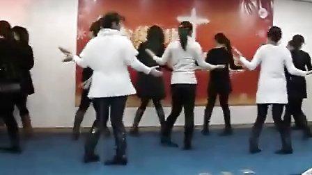 舞蹈-脚步