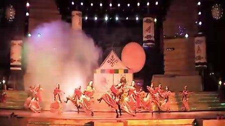 太子酒店民族舞蹈视频1