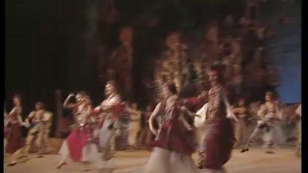 【芭蕾舞剧】  Le Corsaire 海盗  全剧 (Kirov)