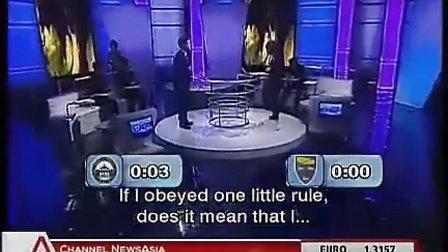2010国辩大决赛-武汉大学VS马来亚大学-用人不疑疑人不用 彭飞宇辩论赛