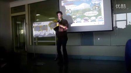 幼儿英语示范课-交通工具-多媒体教学-郑新声-长征教育