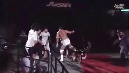 Jun Akiyama vs Katsuhiko Nakajima - (NOAH 07 10 11