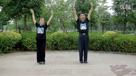 广场舞《蓝色蒙古高原》