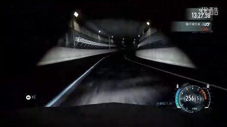极品飞车16:兰博基尼LP700-4终级难度手动挡零碰撞视频,帅!
