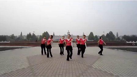 藁城市人民广场馨悦广场舞----请到草原来