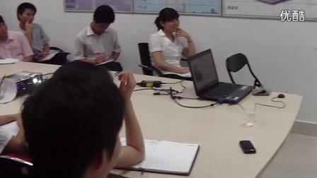 中旭集团高级讲师被邀参加圈圈科技(联创社总部)顾问营销培训,精彩60分