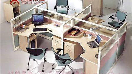 云欣中山板式办公桌图片,中山隔断办公桌图片,中山办公室隔断尺寸,办公桌风水布局