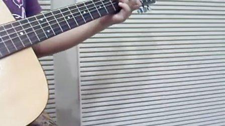 YUI cover Kiss me guitar 46takarai
