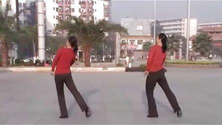 博白民族舞-绣红旗(反面)