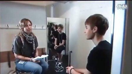 Justin Bieber 接受瑞士电视采访