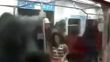 委内瑞拉人民都是这样坐地铁【笑客网】