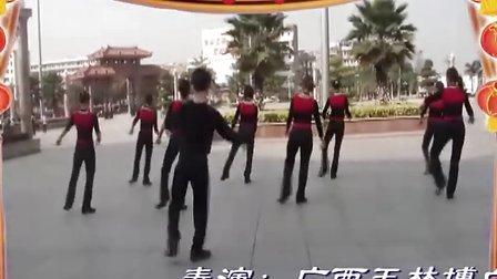 博白广场舞-中国歌最美