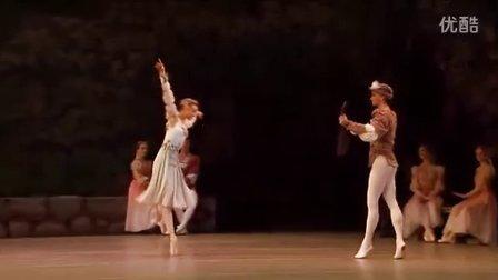 【唐吉尔看芭蕾】天鹅湖Swan Lake 第一幕女变奏1(Mariinsky)