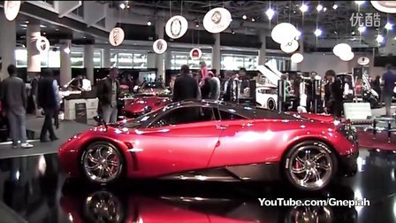 Top Marques Monaco 2011豪车一次看够