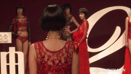 【模特中国】中国国际时装周2014春夏 欧迪芬新品发布会
