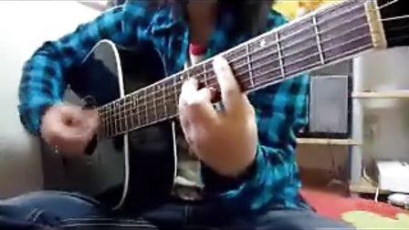 YUI cover Laugh away guitar