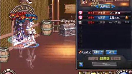 DNF2011超级锦标赛 沈阳赛区 16进8 决斗德德vs雪碧HOPE