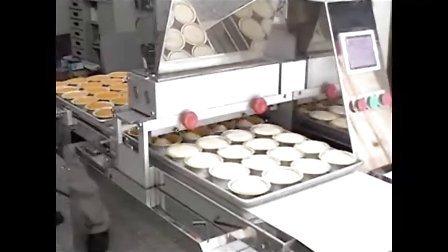 蛋糕填充机 小西饼挤花机