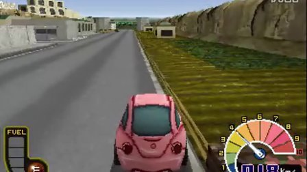 Q版赛车4 PS模拟器游戏 爱硕a816 三星pv210 android 2.2 平板电脑