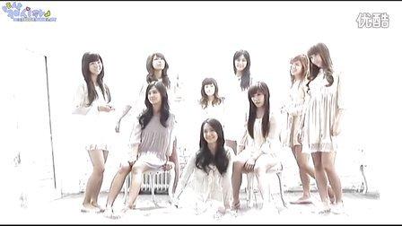All About Girls' Generation DVD 5 Making Film 中英双字