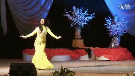 乌克兰天才编舞家 Yana演绎Iraqi 2014 1.18郑州卡瑞娜集训