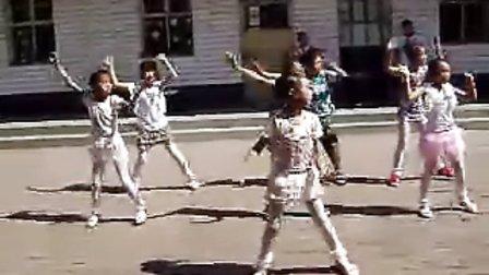南齐小学六一 三年级小学生 【日不落】舞蹈  看了 绝对叫好  给力