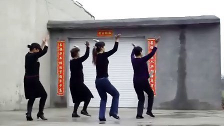 谷兴庄广场舞万物生