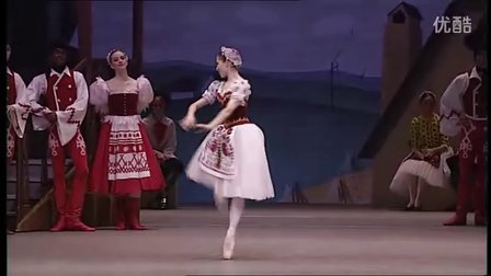 【唐吉尔看芭蕾】葛蓓莉娅Coppelia 第一幕女变奏(ROH)