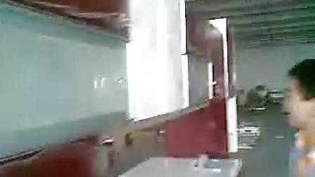 欧派橱柜实地安装现场