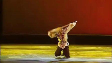第七届桃李杯舞蹈《可爱的一朵玫瑰花》