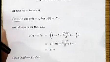 [斯坦福大学开放课程.线性动力系统绪论].12