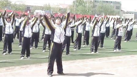 江苏省丰县民族中学2011春季田径运动会(2)