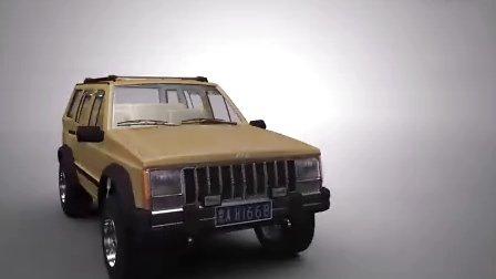 jeep汽车人