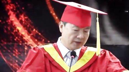 """2011年华中科技大学同济医学院毕业典礼""""根叔""""李培根校长毕业致辞"""