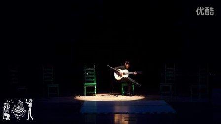 小蒋吉他NO:235 《思念》心伤的忆(Farruca)张磊