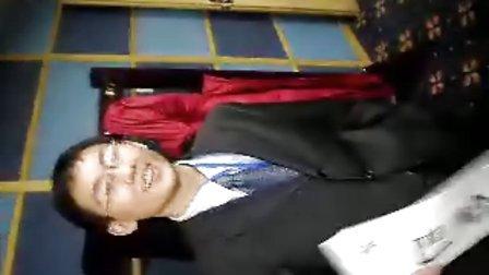 2009年北大模联世界卫生组织会场记录01
