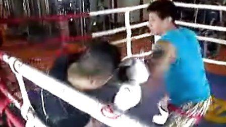 MFT亚洲格斗健身学院-格挡训练