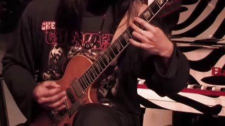 (金属吉他教学) 许兆富演奏 第三集 活结乐队《恶性循环》