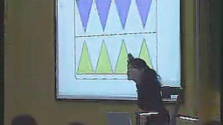 三年级《认识分数》苏州工业园区星海学校汪路霞江苏省小学数学课堂教学评比暨观摩观摩活动