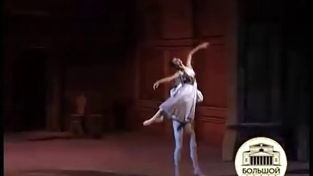 莫斯科大剧院 艾丝美拉达 Act III Natalia Osipova A.Volchkov