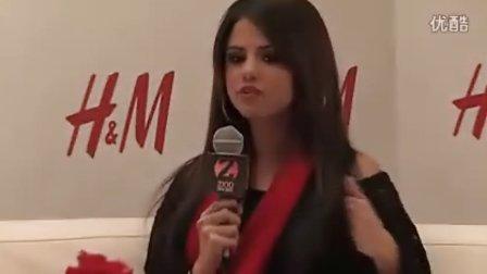 【JB中文网】Selena Gomez z100 interview