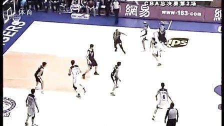CBA 总决赛第二场 新疆VS广东 110417 广东体育频道