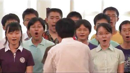 南开中学06级合唱班香港合唱节《青春舞曲》