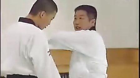 【侯韧杰  TKD  教学篇】之 冠军防身术10