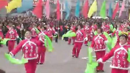 平定县2011年元宵节街头文艺展演《上》