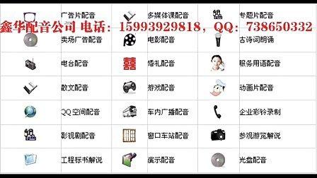 鑫华配音——奥迪A6汽车广告配音(浑厚磁性男播)